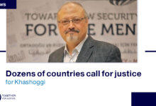 Photo of Dozens of countries call for justice for Khashoggi