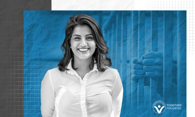 الناشطة لجين الهذلول .. رهينة في سجون النظام السعودي