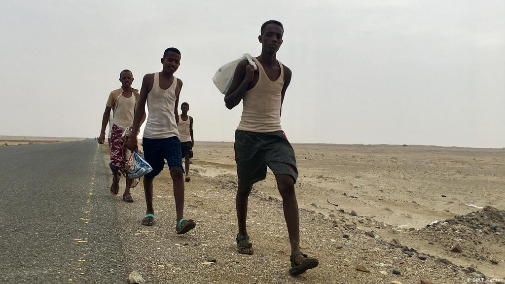 african migrants in saudi arabia