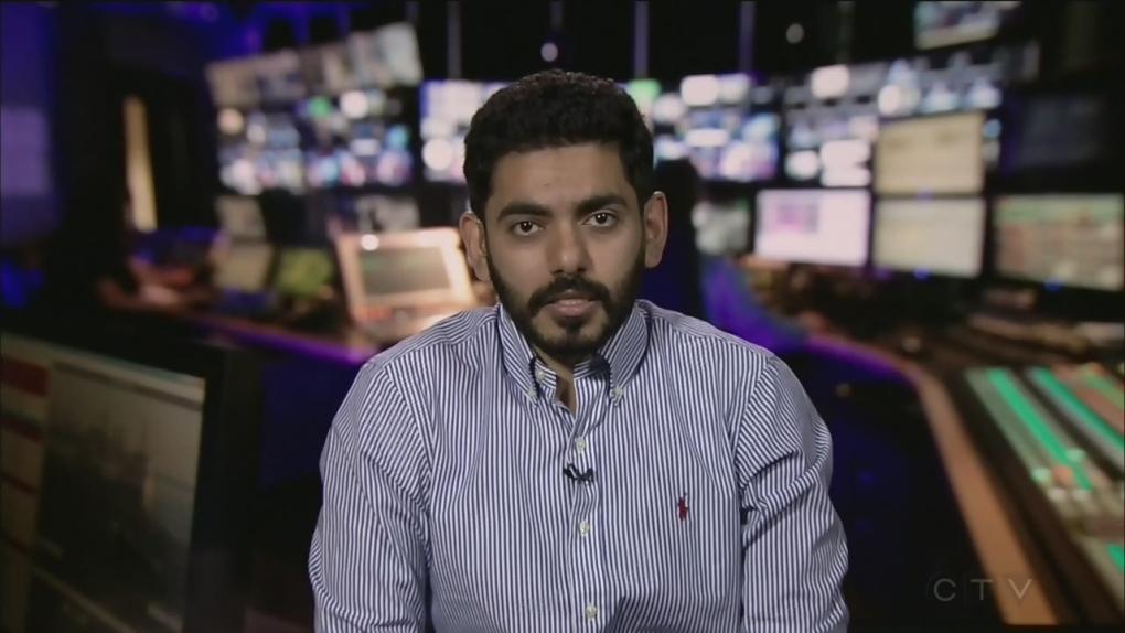 the Saudi dissident Omar Abdel Aziz