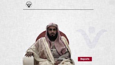 Photo of Dr Saleh Al Talib: The Imam of the Holy Mosque in Mecca who turned into a prisoner in Saudi cells