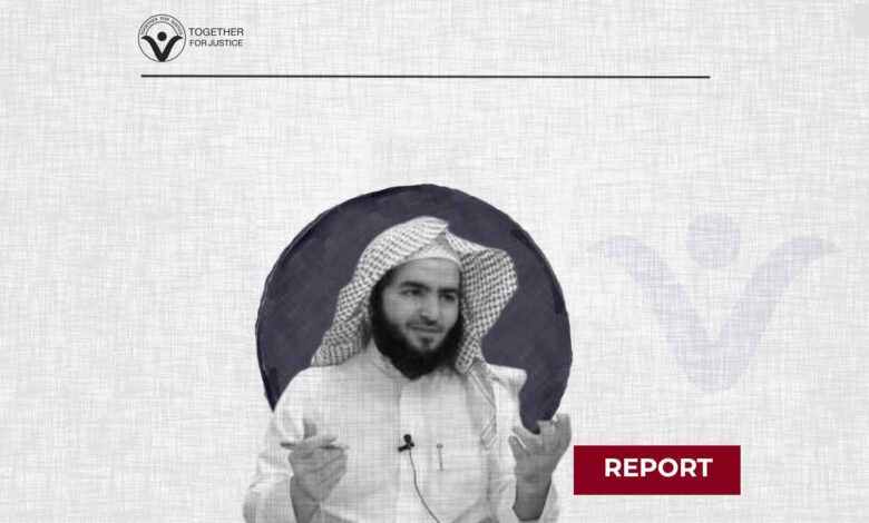 Hammoud Al-Omari is Detained in MBS' Prisons