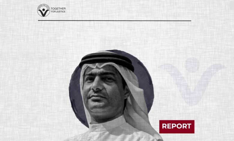 Three years of Solitary Confinement of Activist Ahmed Mansour in UAE Prisons