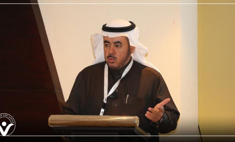 """صورة المحامي """"رزين الرزين"""".. اعتقله النظام السعودي لدفاعه عن المظلومين والفقراء بالمملكة"""