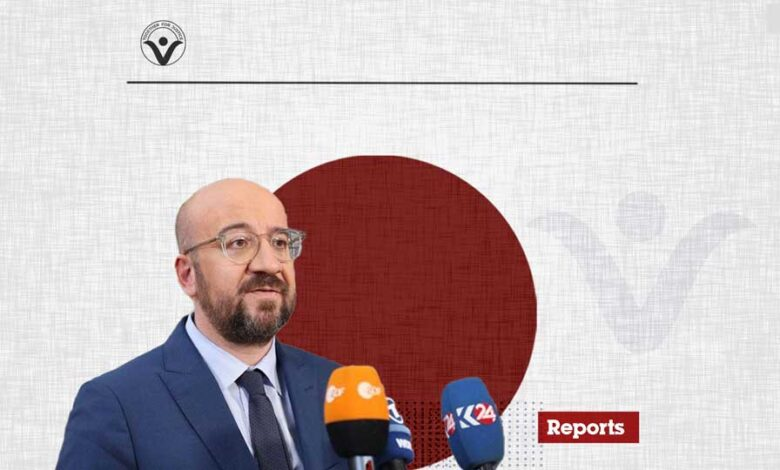European Council President Charles Michel should Cancel his Visit to Saudi Arabia