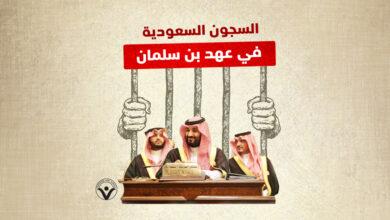 صورة السجون السعودية في عهد بن سلمان