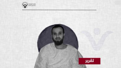 صورة انتهاكات مستمرة بحق عائلة سفر الحوالي… أنقذوا عبد الله الحوالي!