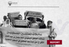 Photo of Lives of Palestinian and Jordanian Detainees are at risk due to the Spread of Coronavirus