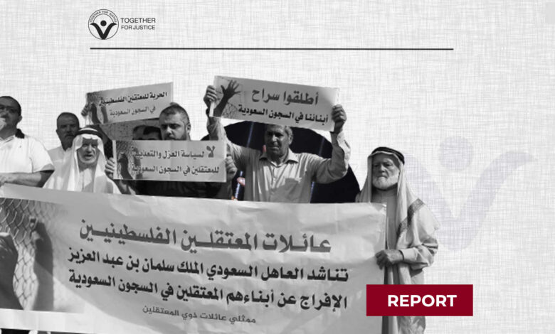 Lives of Palestinian and Jordanian Detainees are at risk due to the Spread of Coronavirus