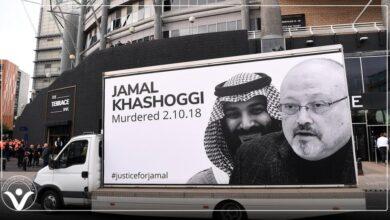 """مظاهرات بلندن تطالب بإنهاء استحواذ السعودية على نادي """"نيوكاسيل يونايتد"""""""