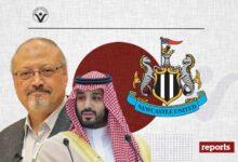 Khashoggi's Friends commemorate him before Newcastle's First Football Match Following Saudi Takeover